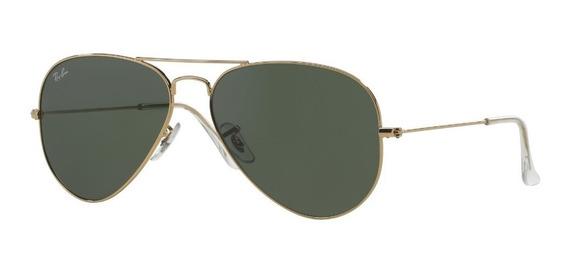 Gafas De Sol Aviador Ray-ban® Aviator Classic Lente G-15
