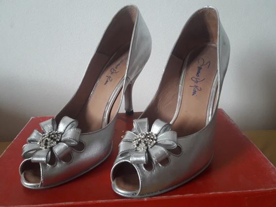 Zapatos Saverio Di Ricci Número 36