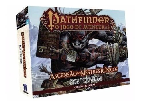 Card Game - Pathfinder Picos De Xin-shalast - (expansão)(6)