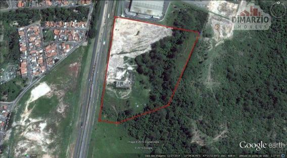 Área Industrial À Venda, Rod. Anhanguera, Limeira. - Ar0050