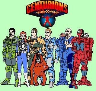Centuriones Serie Completa Audio Latino