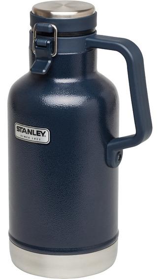 Growler Stanley 2 Litros Original Termos Navy Cerveza