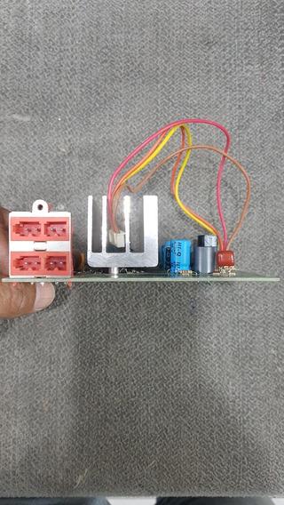 Placa De Áudio Amplificadora Minissistem Fwm4000