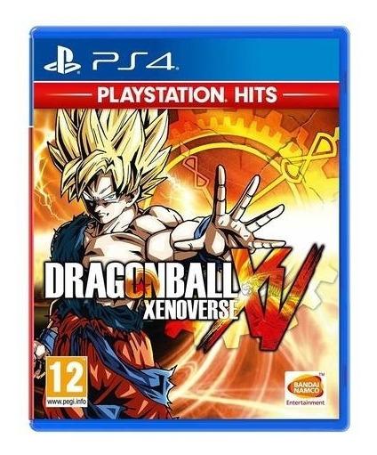Dragon Ball Xenoverse (playstation Hits) - Ps4 Lacrado