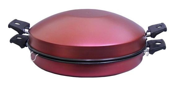 Churrasqueira Grill Para Fogão Cereja Antiaderente - Panemax