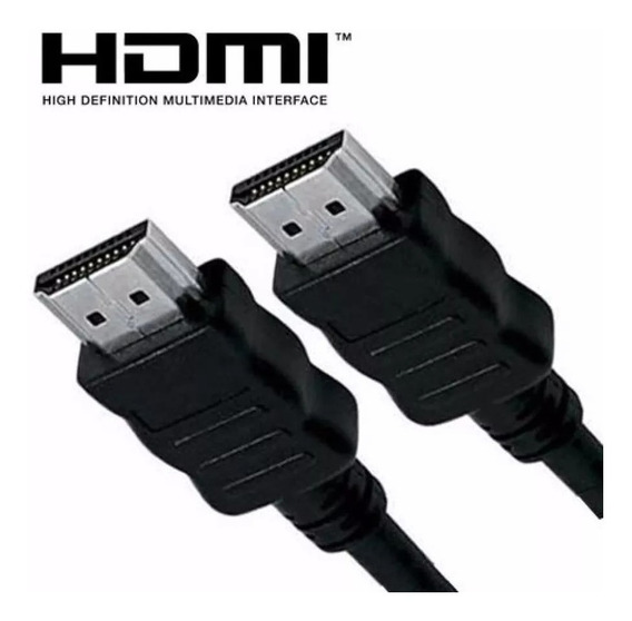 10 Cabos Hdmi Videogame 1.8 Fullhd 1080 Ps3 Tv Dvd Home Xbox