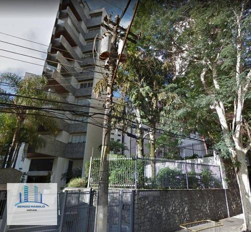 Imagem 1 de 1 de Apartamento Residencial Com 4 Dormitórios À Venda Na Avenida Juriti - Moema, São Paulo/sp - Ap0850