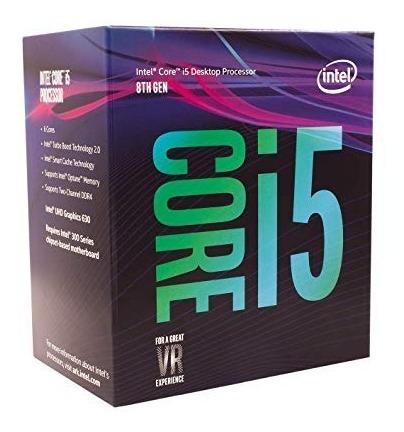 Procesador Intel Core I5 8400 1151 4.0ghz 6mb Cache 8va Gen