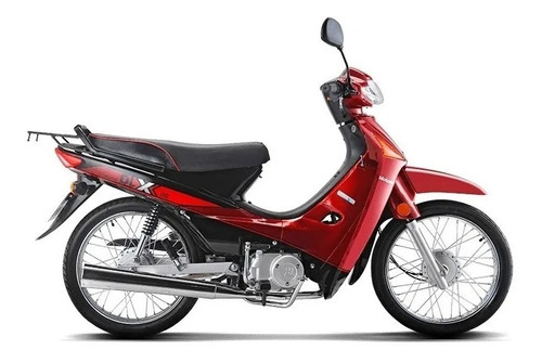 Motomel Dlx 110 18ctas$5.852 Mroma (blitz Cg 150 Strato)