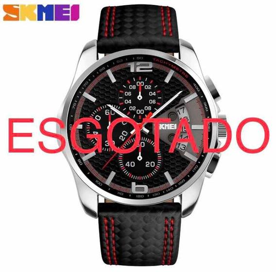 Relógio Masculino Skmei 9106 Por Tempo Limitado Promoção