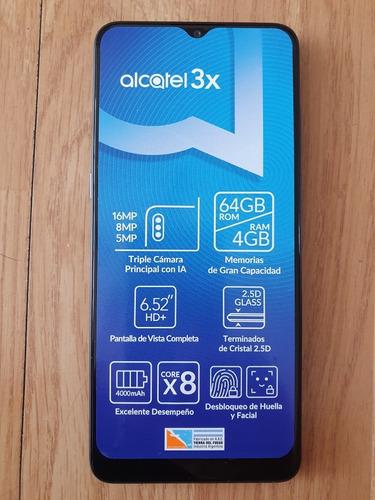 Celular Alcatel X3