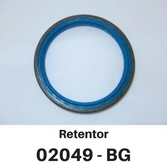 Retentor Dianteiro 02049 Bg Mercedes Benz Ravel Produto Novo