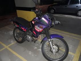 Honda Nx350sahara