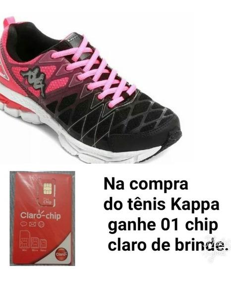 Tênis Kappa Original. Promoção Compre E Ganhe Um Brinde.