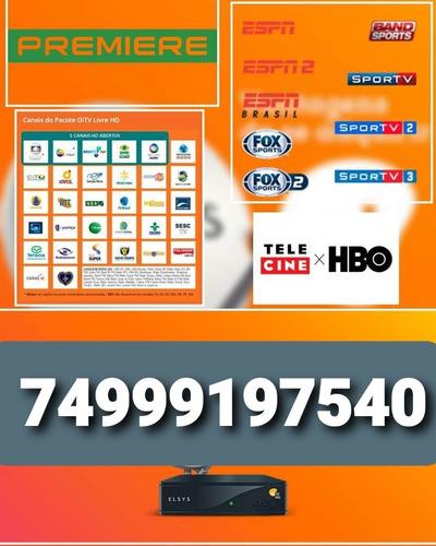 Imagem 1 de 5 de Ativação Oi Tv Livre E Ponto Adicional