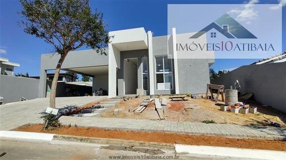 Casas Em Condomínio À Venda Em Atibaia/sp - Compre O Seu Casas Em Condomínio Aqui! - 1464790