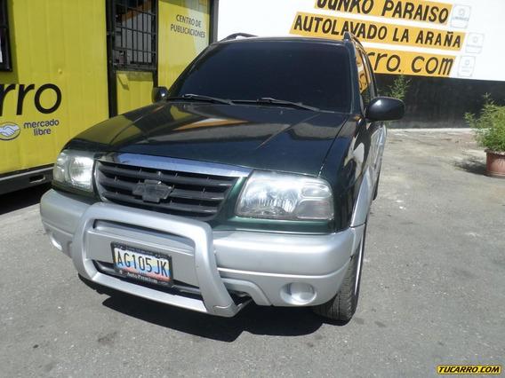 Chevrolet Grand Vitara 4ci Full