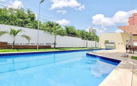 Apartamento Para Venda Em Teresina, Piçarreira, 1 Dormitório, 1 Banheiro, 1 Vaga - Apto Vila_2-1057311