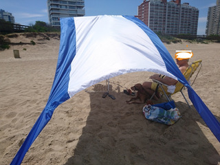 Sombrilla Gazebo Carpa Para Playa
