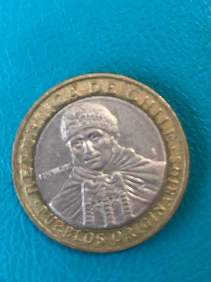 100 Pesos Chilenos 2008