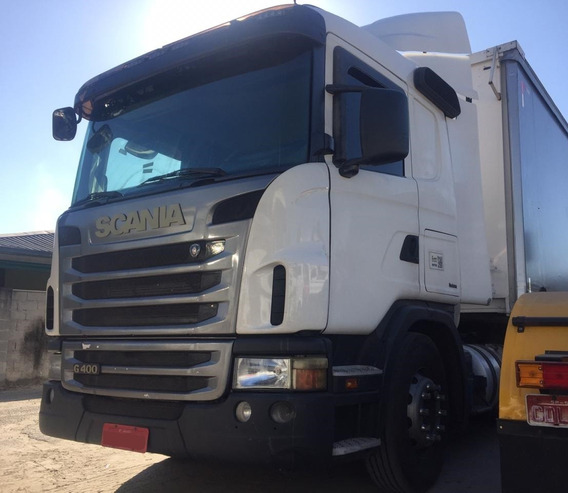 Scania G 400 Ano 2012 Truck 6x2