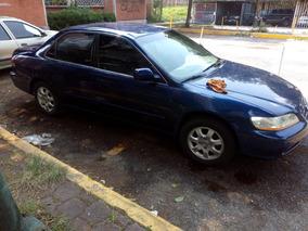 Honda Accord 2.4 Ex Sedan L4 Tela Mt 2002