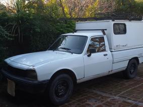 Peugeot 504 2.3 Pick Up Grd