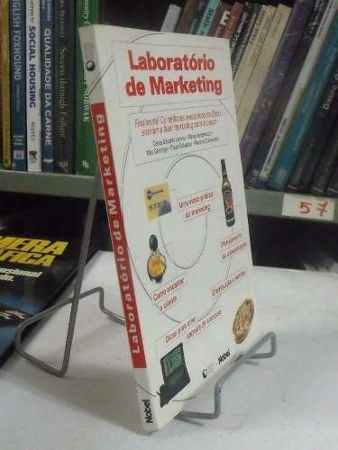 Livro - Laboratório De Marketing - Carlos Eduardo Lemos