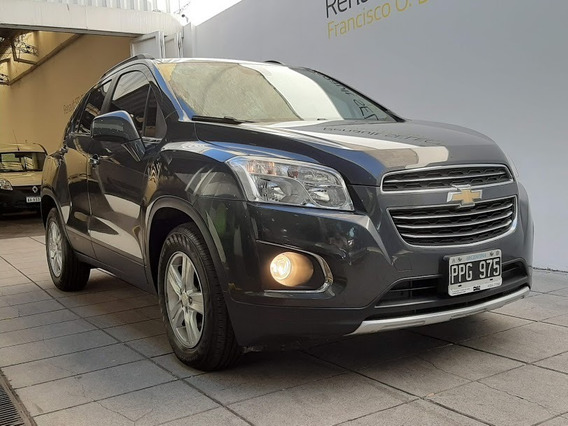 Chevrolet Tracker Ltz 4x2 2016 Remato Hoy! (mac)