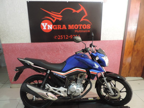 Honda Cg 160 Titan 2019 C/ 3 Mil Km