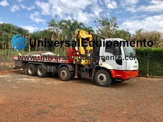 Caminhao Munck Ford Cargo 2623 Com Munck Luna 44500