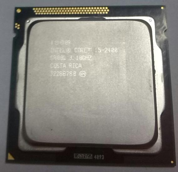 Remate.! Procesadores Intel I5-2400 3.10ghz Socket 1155 6m