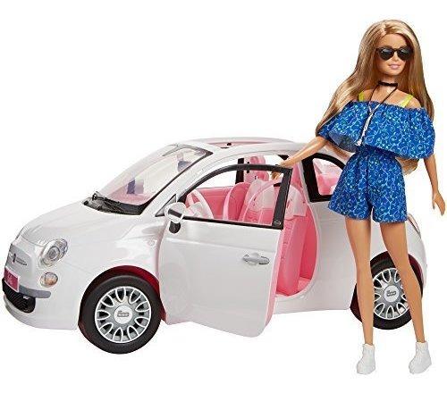Barbie Mattel Fiat Set Exclusivo
