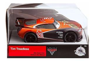 Disney Cars 3 Diecast 1:43 Escala Tim Treadless