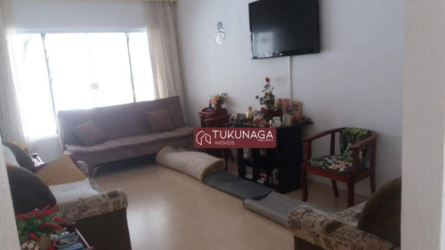 Casa Com 2 Dormitórios E Edícula À Venda, 272 M² Por R$ 690.000 - Vila Rosália - Guarulhos/sp - Ca0937