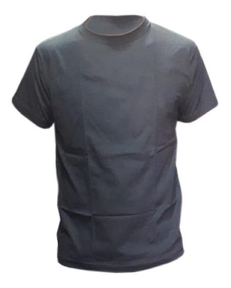 Remera Hombre Lisa Trabajo Estampa Verano Oferta Algodon Quilmes Manga Corta Industria Seguridad Estampado