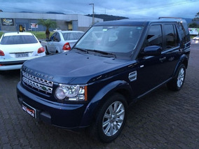 Land Rover Discovery 4 S - Fernando Multimarcas