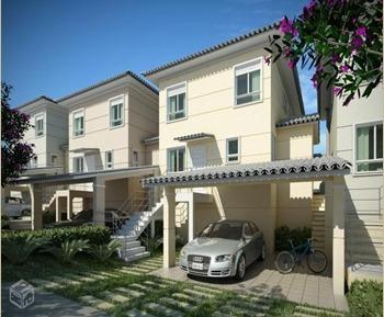 Casa Para Venda, 3 Dormitórios, Granja Viana - Jardim Da Glória - Cotia - 915