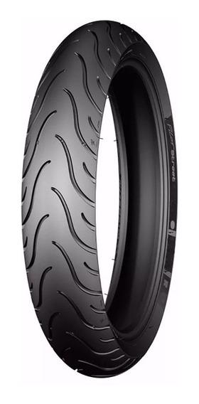 Pneu Diant Michelin 80/90-17 Pilot Street Biz 100 E 125 Pop