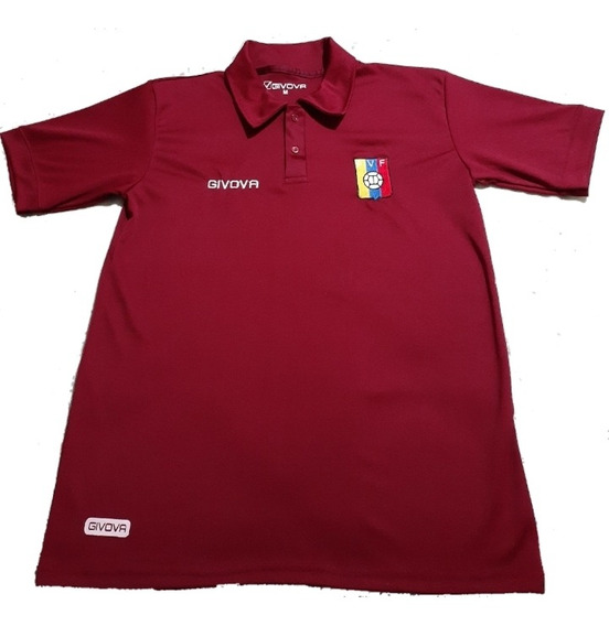 Franelas Camisetas Conjuntos De La Vinotinto 2019 Givova