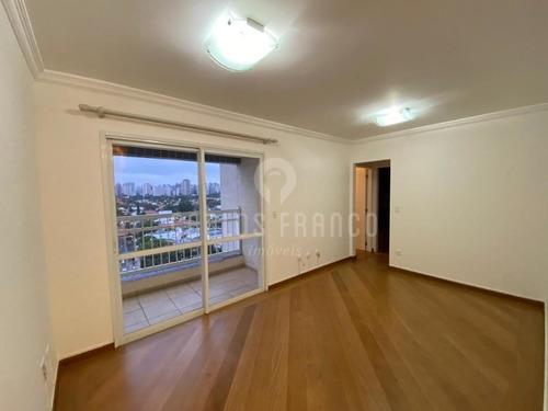Brooklin Novo Apartamento Próximo Da Berrine 2 Dormitórios 1 Suite 1 Vada - Cf63392