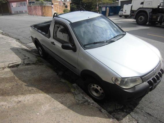 Fiat Strada 1.4 Cs 2008 Doc. Ok Otimo Estado