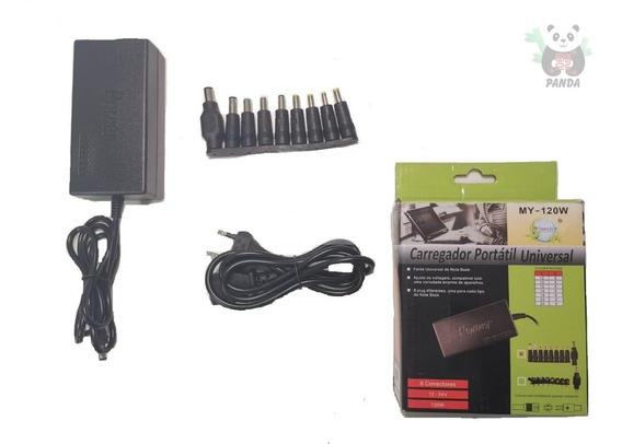 Fonte Carregador Universal Notebook Laptop Cce Positivo Acer