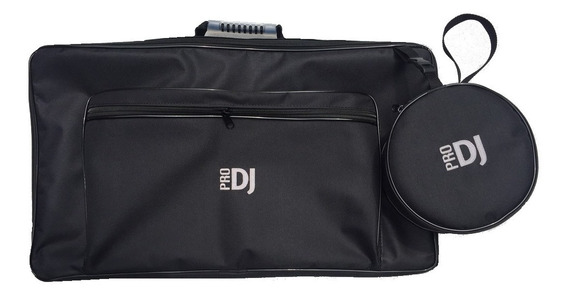 Bag Case Controladora Pioneer Ddj Sb 1, 2, 3 Com Fone