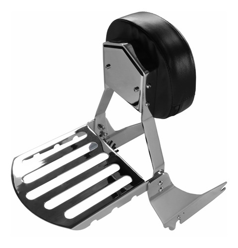 Sissy Bar Shadow 750 06-10 Cromo