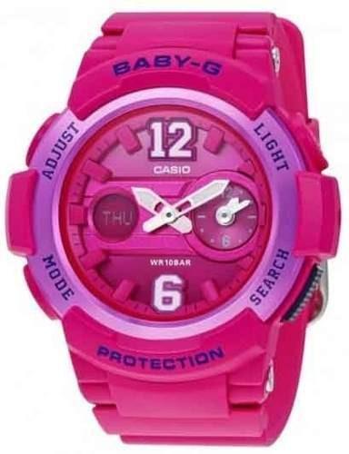 Relógio Casio Baby-g Bga-210-4b2dr Nfe Frete Grátis