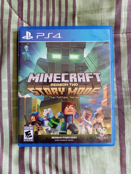 Minecraft Story Mode Season 2 Ps4 Que No Te Lo Ganen