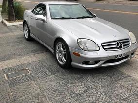 Mercedes Benz Clase Slk Slk 32 Amg