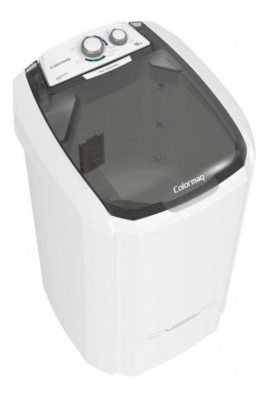 Lavadora de roupas semi-automática Colormaq LCS branca 16kg 127V