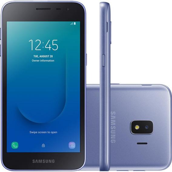 Smartphone Samsung Galaxy J2 Core 16gb Prata - Sm-j260m